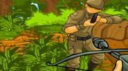 John Rambo, el veterano de guerra, quiere vengar la muerte de su novia. Estás escondido en lo profundo de la jungla, esperando a que aparezcan los soldados enemigos. […]