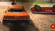 ¡Volvamos a los '70! Disfruta del caos total de carro: métete en tu muscle car, choca contra otros vehículos, causando tanto caos como puedas. Puedes conducir a través […]