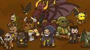 Un juego muy creativo en el que lucha contra varios monstruos en las mazmorras, usando… juego de rompecabezas tipo «match 3». Sólo tienes que hacer clic en los […]