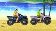 Fantástico juego de carreras multi-vehículo. Monta en tu moto, quad, monopatín o monopatín o conduce un camión monstruoso contra el tiempo o contra otros jugadores. El juego dinámico […]
