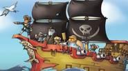 ¡Ahoy Piratas! Sube a bordo, carga tus cañones y lucha, roba y saquea barcos enemigos…. incluso puedes unirte a la búsqueda del Precioso Artefacto, ¡el poderoso objeto que […]