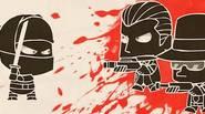 La vida de un ninja no es fácil… Los malvados Gansters están de nuevo tras ellos, atacando su cuartel general con armas pesadas e incluso ¡con helicópteros! Reúne […]