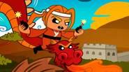 Tu reino pacífico ha sido atacado por invasores enemigos. ¡Comanda un escuadrón ninja de élite y enfréntate al enemigo! ¡Construye torres para apoyar a tus guerreros y deja […]