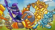 Asgard ha sido atacado por duendes malvados. Reúne tus fuerzas y defiende tu tierra en este épico juego de estrategia en tiempo real. Selecciona y manda a tus […]