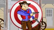 ¡El Salvaje Oeste te llama de nuevo! Lucha contra otros pistoleros en este dinámico juego de disparos. Espera hasta que se apague el contador y luego dispara al […]