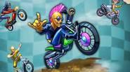 Un desafiante y divertido juego de carreras de motos en el que tu objetivo es ser el primero en la línea de meta y realiza todos los trucos […]