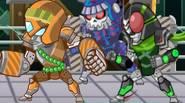 ¡Bienvenidos de nuevo al campo de batalla de los robots! CreE tu Ninja Mechatronic Warrior y compite contra otras criaturas mecánicas. ¿Puedes vencerlos a todos y convertirte en […]