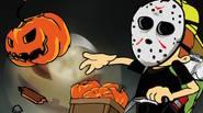 El chico del periódico ha vuelto, ¡esta vez con un nuevo juego de Halloween! Debes acechar el vecindario y hacer estragos en las ventanas de la gente, tirando […]