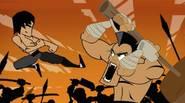 Bruce Lee se enfrenta al ejército de los no-muertos… para robarles el Antiguo Pergamino del Conocimiento del Kung Fu. ¡Lucha con hordas de monstruos malvados, recoge potenciadores y […]