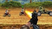 Un rápido juego de dispararles, en el que tu objetivo es defender el carro de escape con una serie de armas automáticas. Elimina a todos los enemigos que […]
