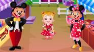 Baby Hazel quiere visitar Disneylandia y disfrutar de su tiempo con Minnie y Mickey Mouse. Ayúdala a empacar su bolsa de viaje y luego disfrute de varias actividades […]