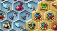 Una versión especial, con tema pirata del juego «Match Three». Disfruta de las armas especiales que permiten quitar muchos azulejos. Enfóquese en los azulejos que se encuentran en […]