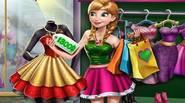 Anna quiere ir de compras. Ayúdala a completar el atuendo más bonito que el dinero pueda comprar y a brillar entre los demás personajes de Frozen. ¡Diviértete! Controles […]