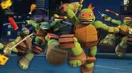 Las tortugas ninja adolescentes mutantes están en la peligrosa misión subterránea. Corta la buena comida, evita la mala. ¿Suena simple? Pruébalo tu mismo…. ¡y diviértete! Controles del juego: […]