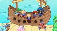 ¡Ay, Camaradas! Greedy Pirates está de vuelta, ¡listos para asediar otra orilla en busca de tesoros! Ataca las islas defendidas por monstruos, planea tus defensas, despliega piratas y […]