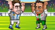 Rolando y Messi se han hecho amigos y tienen una misión importante: recoger pelotas y derribar a los invasores alienígenas, buscando el gol en todos los niveles. Ronaldo […]