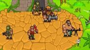 En lo profundo de la selva, un equipo de mercenarios tiene la misión de luchar con crueles soldados guerrilleros. ¡Haz clic para matar a tus oponentes, mejora tus […]
