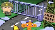 Te estabas perdiendo esta serie de juegos, ¿verdad? Aquí viene otro divertido juego de MONKEY GO HAPPY. Ahora estás solo en la base militar, buscando minimonos y tratando […]