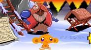 Bienvenido a la tierra mágica! Camina, colecciona minimonos, ¡Resuelve rompecabezas y trata de hacer feliz a nuestro amado Mono de nuevo! Controles del juego: Ratón