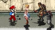 Vamos a divertirnos mientras jugamos a CRAZY ZOMBIE 9: THE LAST HEROES en la versión desbloqueada. Elige tu personaje de videojuego favorito de la vieja escuela ¡y defiéndete […]