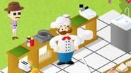 Esta vez nuestro Diner Chef tiene que servir a sus clientes en el restaurante de barbacoa al aire libre. ¿Te apetece un buen pedazo de carne? No lo […]