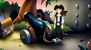 Un pirata llamado Brewster quiere construir su propio Museo de Piratería… ¡por eso está buscando el tesoro de la daga de Jack! Hay que explorar la isla, buscar […]