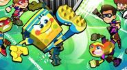 ¡Mucha diversión para todos los fans de los dibujos animados de Nickelodeon! Elige a tus personajes favoritos de Nick y juega partidos de fútbol contra otras estrellas de […]