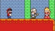 Otra extensión creativa de Mario Bros para SNES hecha por fans. La historia es: Mario debe proteger el castillo de los intrusos mientras Peach y Toadsworth salen para […]