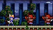 Un gran juego de disparos de plataformas a la vieja escuela. Mata a todos los extraterrestres y jefes y abre camino a través de tres niveles con armas […]