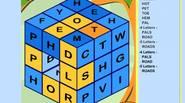 Haz clic en las palabras adyacentes en los lados del cubo para formar palabras. Agrega palabras enteras a la lista de palabras. Las palabras con 4 o más […]
