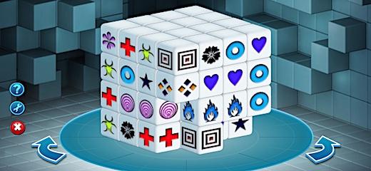 Dimension Mahjong