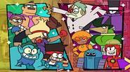 ¡Únete a la épica batalla en el estacionamiento entre los héroes de la fantástica serie de dibujos animados OK-K.O.! Completa tu equipo, elige tu campo de batalla, mueve […]