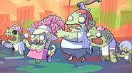Los zombis tienen hambre. ¡Los zombis han vuelto! Defiéndete contra estas desagradables y malolientes criaturas lanzando varios tipos de alimentos en su dirección. Cuanto mejor sea el caos […]