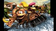¡La tercera parte de Donkey Kong Country tiene aún más retos y diversión para ti! Como dice el subtítulo del juego: «Dixie Kong's Double Trouble», tendrás que ayudar […]