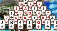 Una interesante variante del clásico juego de cartas Pyramid Solitaire. Intenta combinar pares de cartas hasta un valor total de 13. Elimina todas las cartas del campo de […]