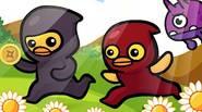 Un juego increíble para dos jugadores! Son los gemelos del Pato Ninja, maestros de los robos furtivos y las sorpresas. Coopera y recoge todas las monedas del nivel […]