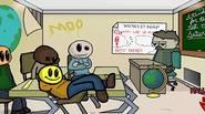 La tercera parte de la gran serie RIDDLE SCHOOL. La lección de hoy es súper aburrida… ¡y tu tienes que salir de ella lo más rápido posible! Explora […]