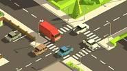 Un loco juego de gestión del tráfico en el que tu tienes que observar los diferentes vehículos, desde todos los ángulos y detenerlos en el momento adecuado para […]