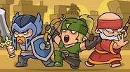 ¡Los Enanos están aquí para gobernar el mundo de nuevo! Conquista el mundo, enviando a tus guerreros enano a la batalla contra las fuerzas de la oscuridad. Usa […]