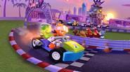 ¡Un fantástico juego de carreras para todos los fans de LEGO Friends! Elige tu estrella favorita de LEGO Friends y trata de llegar a la meta sin estrellar […]