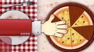 Un juego súper divertido para uno o dos jugadores (¡recomendado!). Tienes que tomar tantas rebanadas de pizza como puedas de la mesa giratoria. Consigue más rebanadas que tu […]