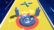 Un juego de arcade en 3D súper desafiante en el que controlas el agujero negro que tiene que absorber todos los obstáculos, con el fin de conseguir que […]
