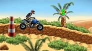 ¡Monta en tu ATV por lugares salvajes, consigue bonos y trata de no suicidarte cayéndote de cabeza! Controles del juego: Flecha hacia arriba – Avanzar. Flecha hacia abajo […]