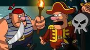 Encuentra el legendario tesoro de Menry Gordon, el famoso pirata. Lideras la tripulación de poderosos piratas, listos para aventuras peligrosas en la jungla. Tendrás que luchar con los […]