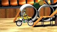 Un simulador de motocross de acrobacia muy realista. Completa todos los niveles lo antes posible, evita caerte de la bicicleta y golpearte en la cabeza. Equilibra tu cuerpo […]