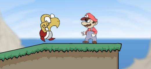 Bienvenido a Mario World…. un poco diferente a lo que estás acostumbrado. En lugar de correr y recoger monedas de oro, debes luchar con tus enemigos y tratar […]