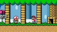 Gran juego de Mario Bros hecho por fans. ¡Explora la tierra de Mario, salta, esquiva y disfruta de la diversión de los píxeles! Controles del juego: Flechas – […]