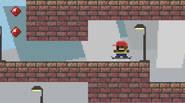 Fantástico juego de parodia de skateboarding. Eres Tiny Hawk, un famoso skater de píxeles sobre un misión para encontrar todas las gemas del nivel, tan rápido como puedas. […]